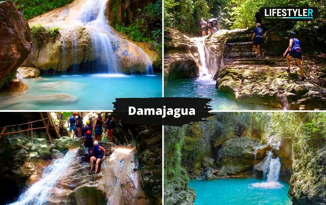 co warto zobaczyć na Dominikanie Damajagua
