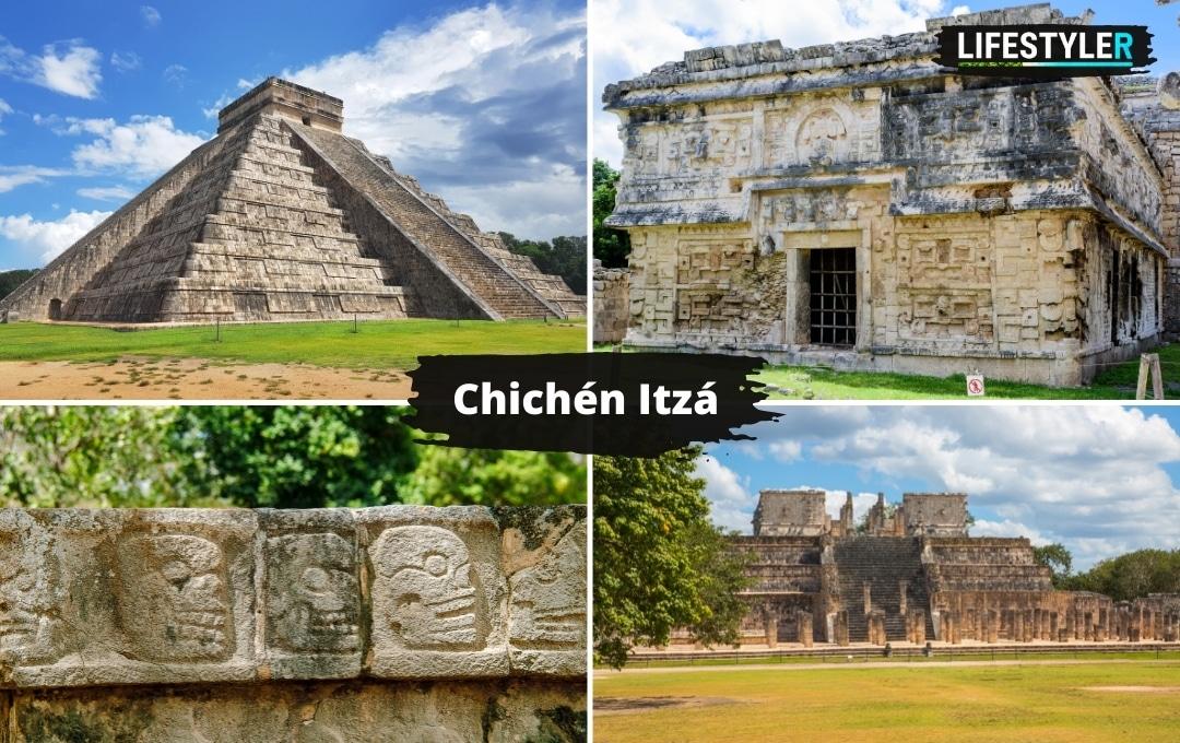 co warto zobaczyć w Meksyku Chichén Itzá