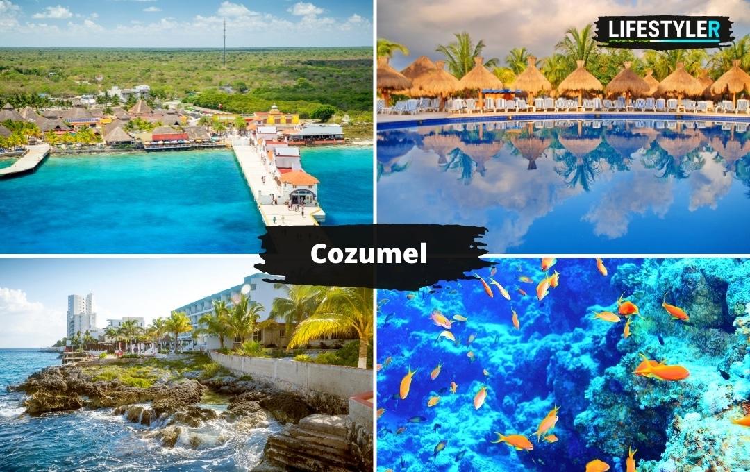 co warto zobaczyć w Meksyku Cozumel