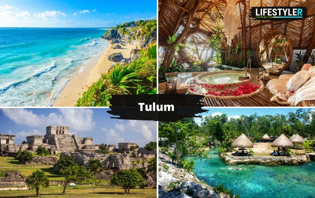 co warto zobaczyć w Meksyku Tulum atrakcje