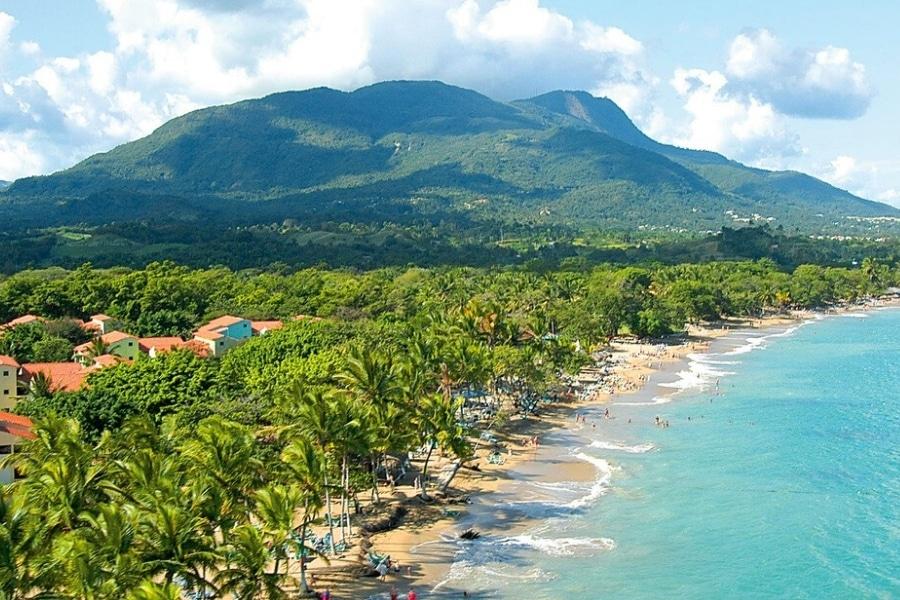 Dominikana plaże pogoda kiedy jechać