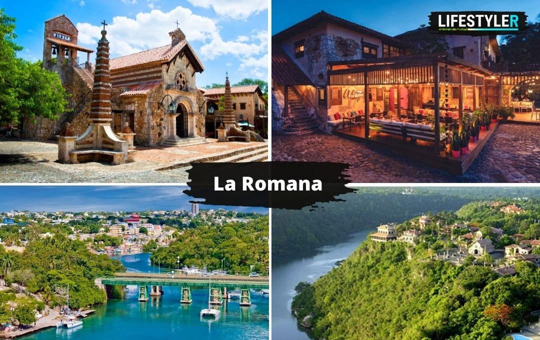 najpiękniejsze miejsca na Dominikanie La romana
