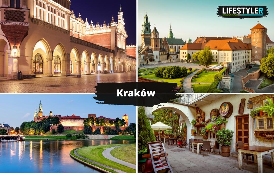 najpiękniejsze miejsca w Polsce Kraków