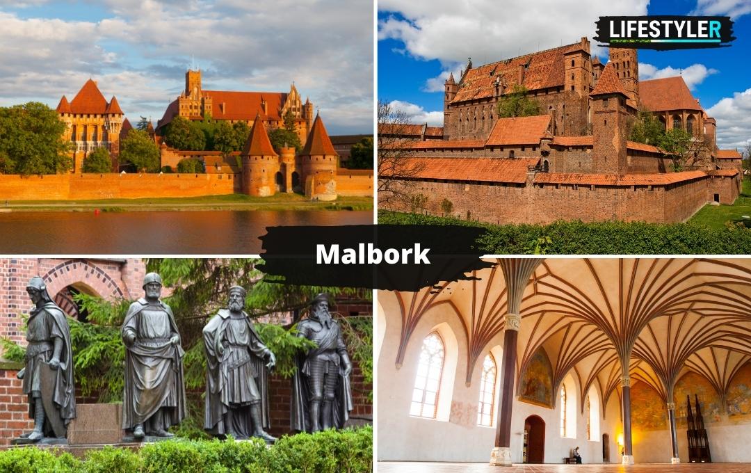 najpiękniejsze miejsca w Polsce Malbork