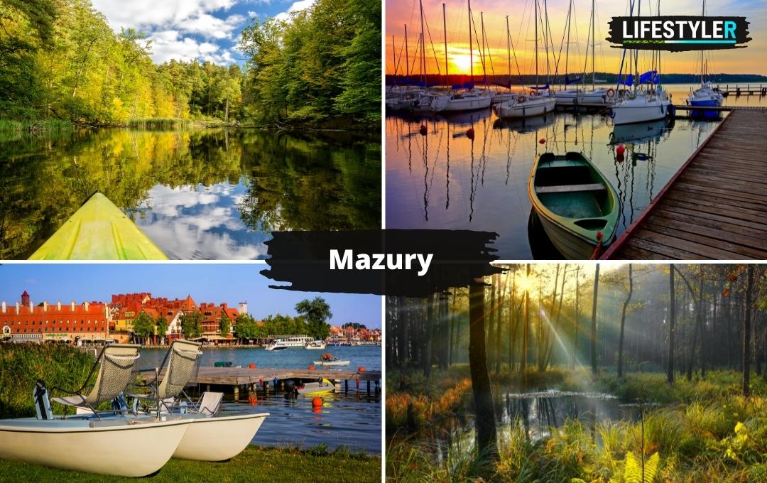 najpiękniejsze miejsca w Polsce Mazury