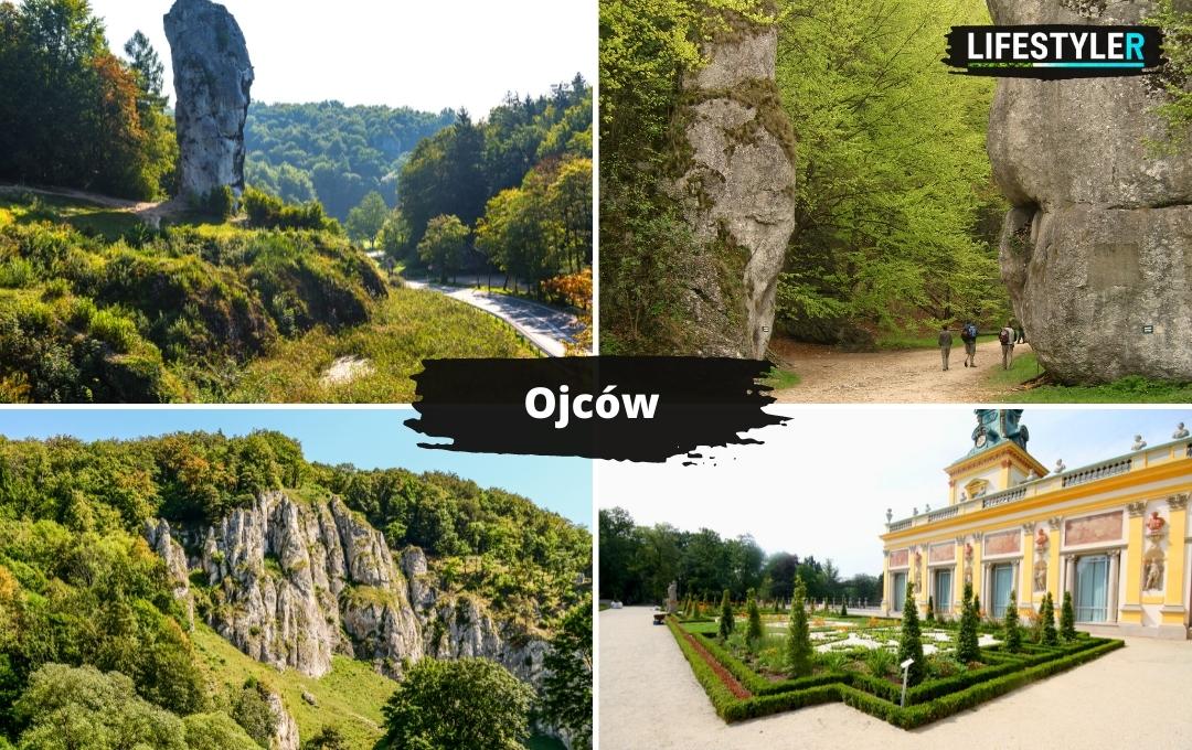 najpiękniejsze miejsca w Polsce Ojcowski Park Ojców
