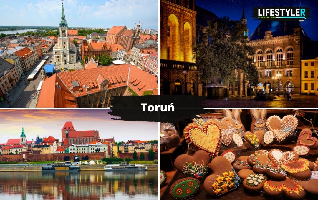 najpiękniejsze miejsca w Polsce Toruń
