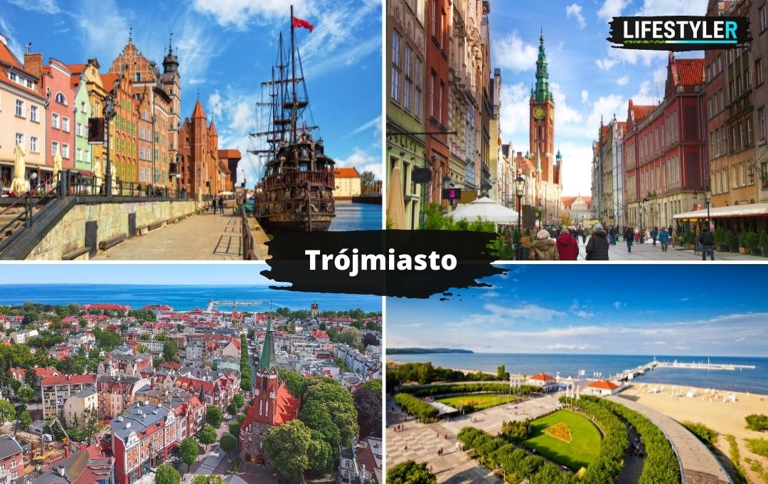 najpiękniejsze miejsca w Polsce Trójmiasto
