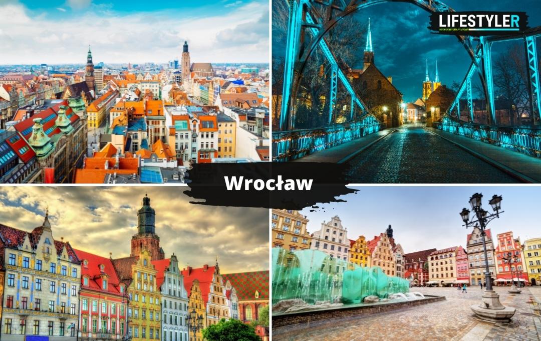 najpiękniejsze miejsca w Polsce Wrocław
