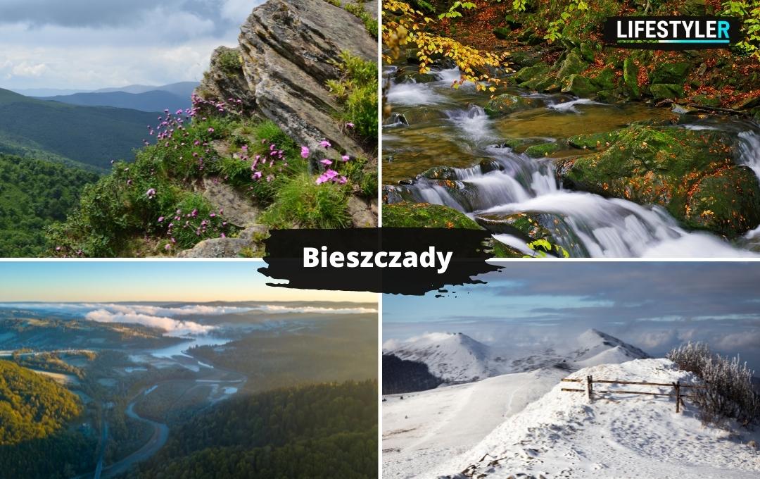 najpiękniejsze miejsca w Polsce bieszczady