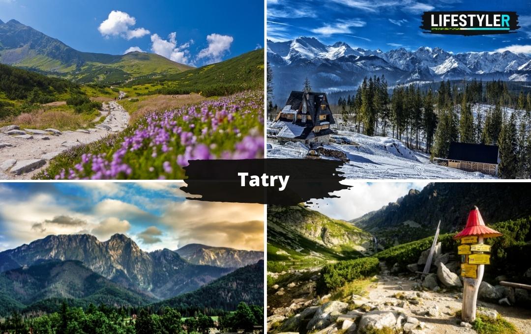 najpiękniejsze miejsca w Polsce tatry