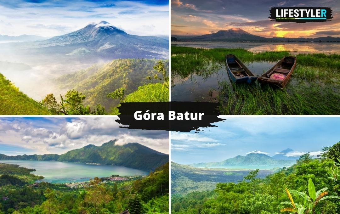 Góra Batur Bali