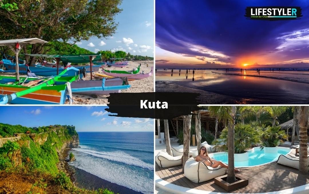 Kuta Indonezja Bali Ciekawe miejsca