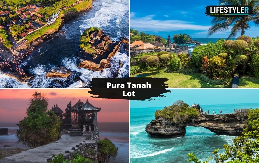 Pura Tanah Lot świątynia Bali