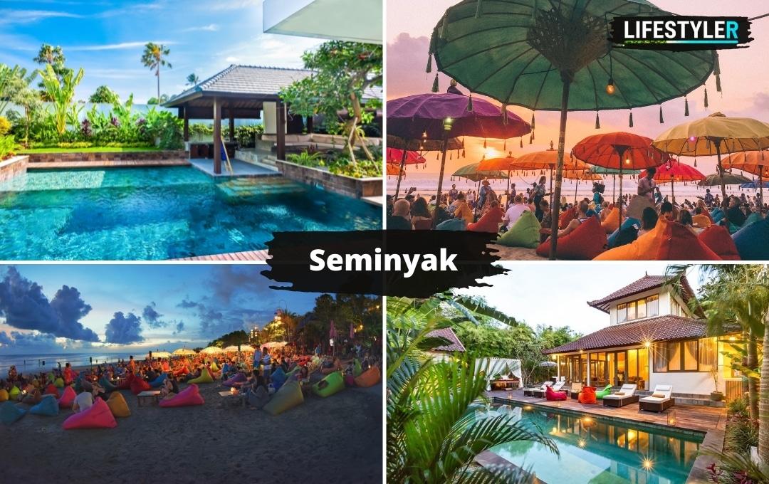 Seminyak Indonezja Bali
