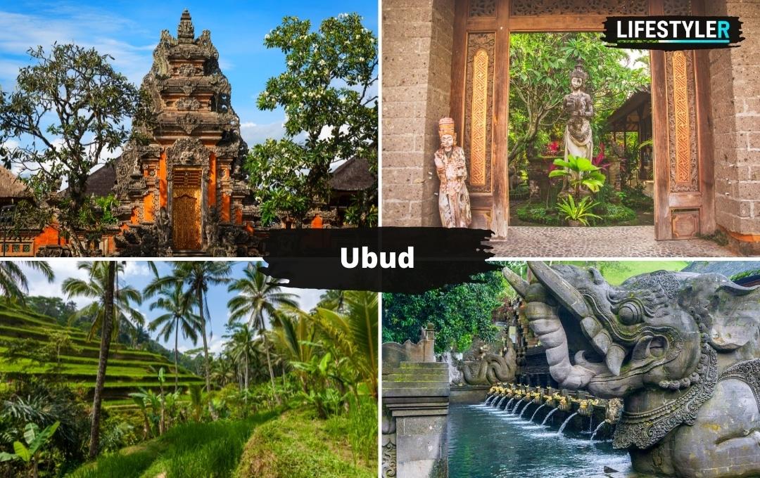 Ubud Bali najciekawsze atrakcje