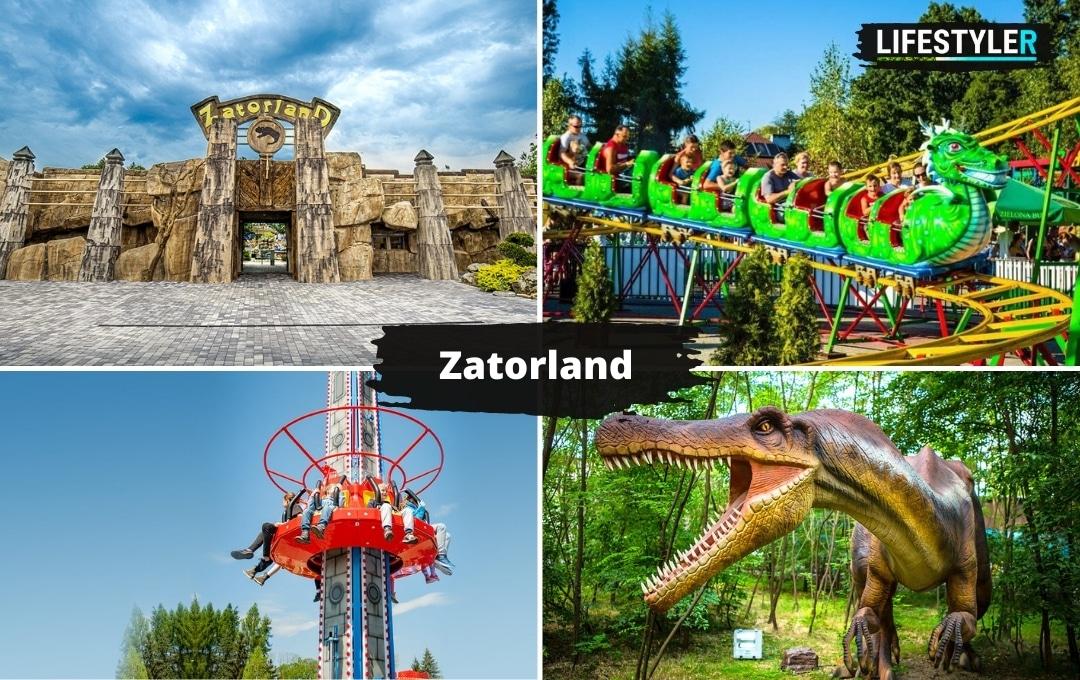 atrakcje dla dzieci w Polsce zatorland
