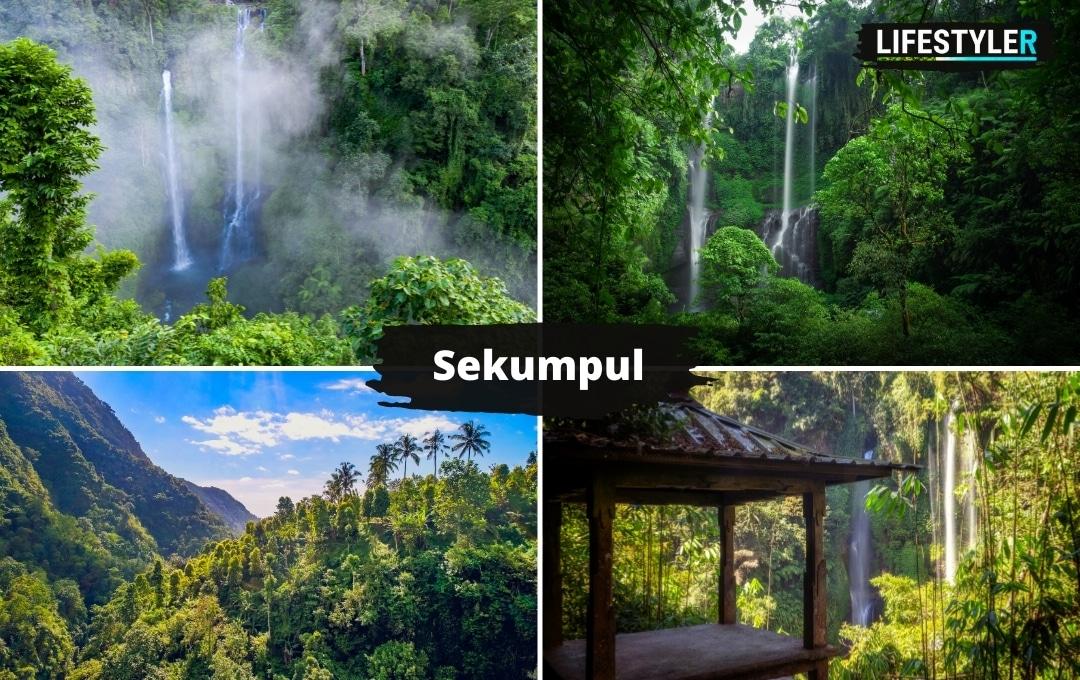 sekumpul Indonezja Bali co warto zobaczyć