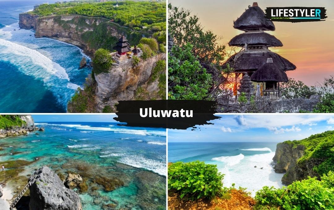 _świątynia Uluwatu Bali